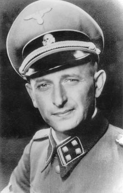 El día que conocí a Adolf Eichmann, arquitecto del Holocaustojudío
