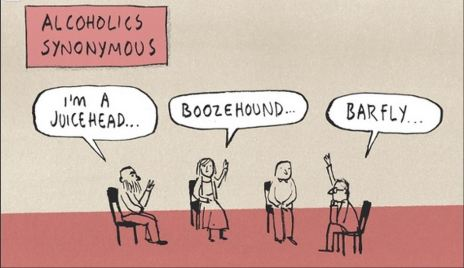 Alcoholics Synonimous