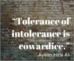 Tolerance_Cowardice
