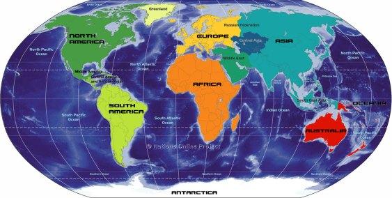 World MapL